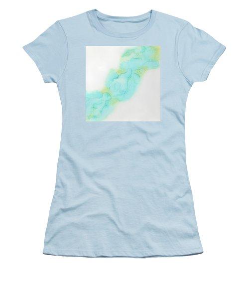 Lingering Onward Women's T-Shirt (Athletic Fit)