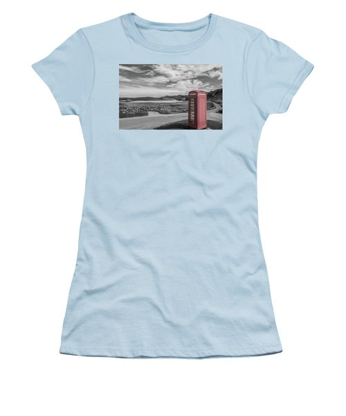Lonely Phone Women's T-Shirt (Athletic Fit)