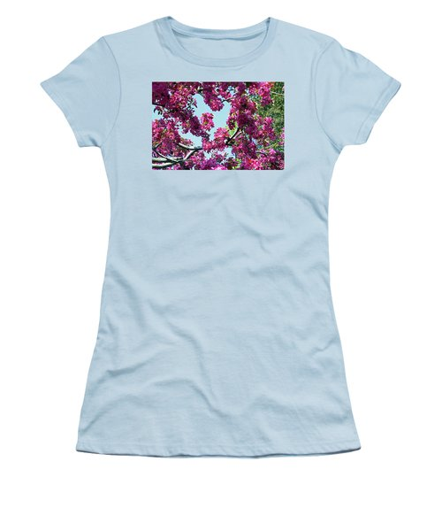 Looking Skyward Women's T-Shirt (Athletic Fit)