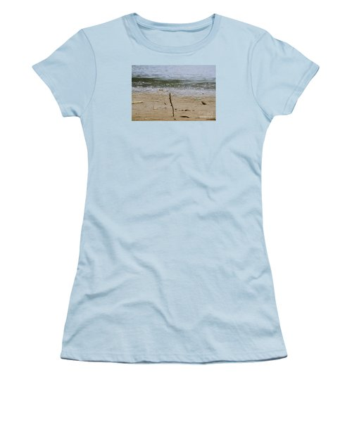 Lost Message In A Bottle 2 Women's T-Shirt (Athletic Fit)