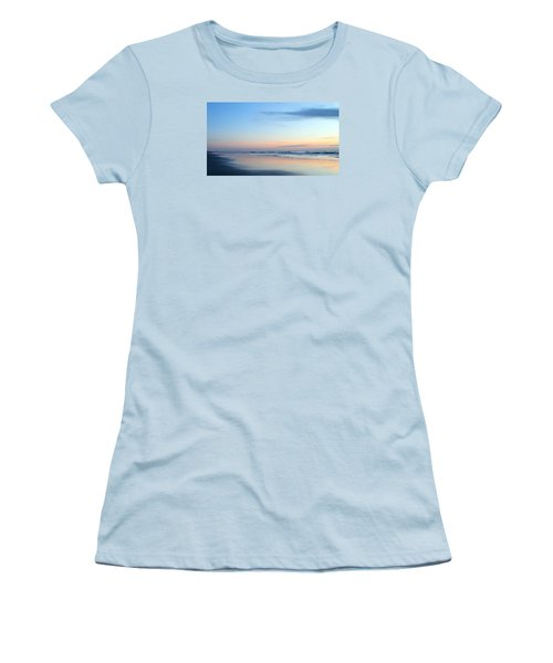 Love Is In My Life Women's T-Shirt (Junior Cut) by Fiona Kennard