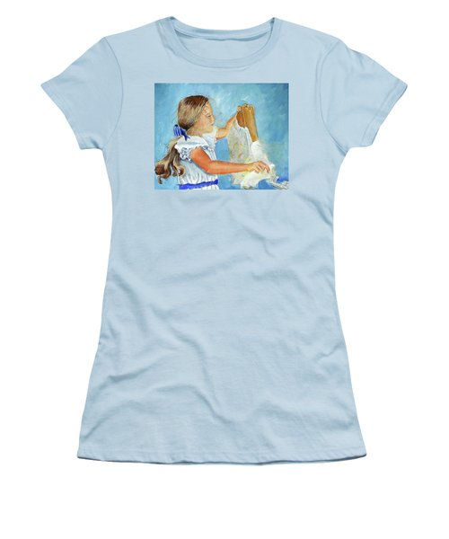 Lydia's 9th Birthday Women's T-Shirt (Athletic Fit)