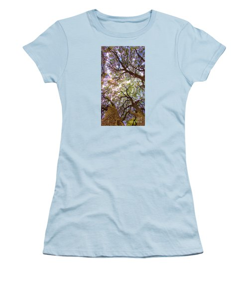 Magic Canopy Women's T-Shirt (Athletic Fit)