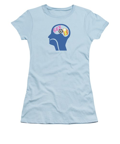 Male Psyche Women's T-Shirt (Athletic Fit)