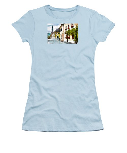 Malerische Women's T-Shirt (Junior Cut) by Greg Collins