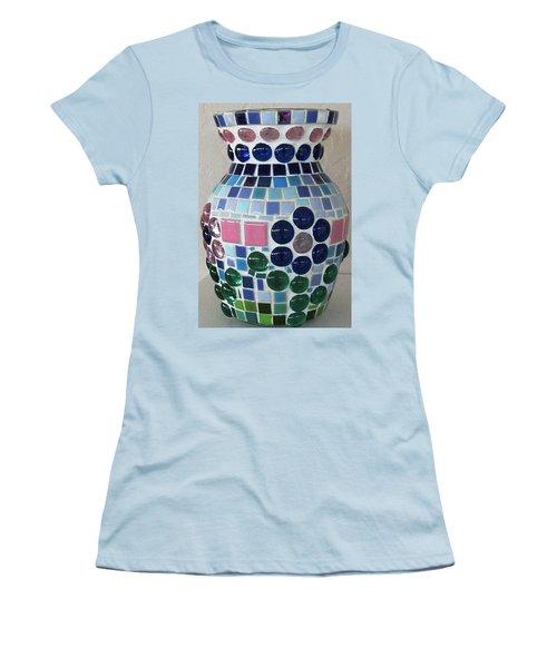 Marble Vase Women's T-Shirt (Junior Cut) by Jamie Frier
