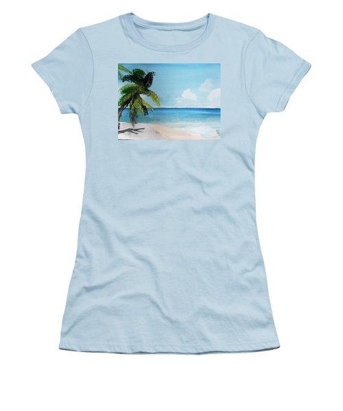 Martinique Women's T-Shirt (Athletic Fit)