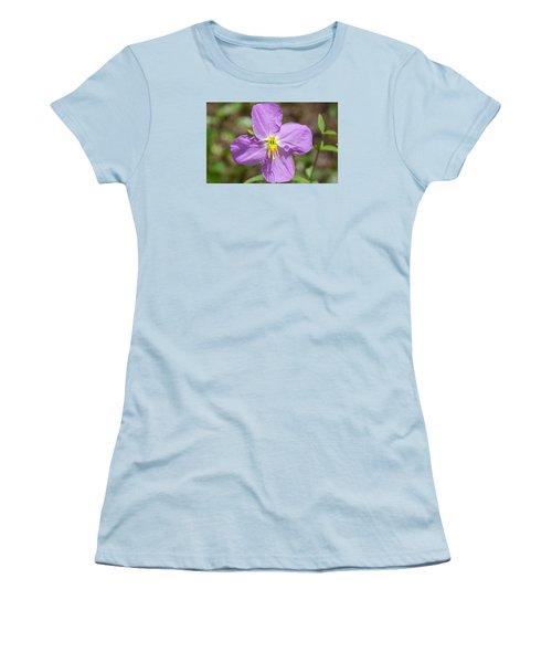 Meadow Beauty Women's T-Shirt (Junior Cut) by Kenneth Albin