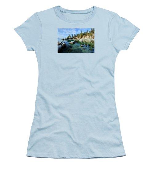 Mesmerized Women's T-Shirt (Junior Cut) by Sean Sarsfield