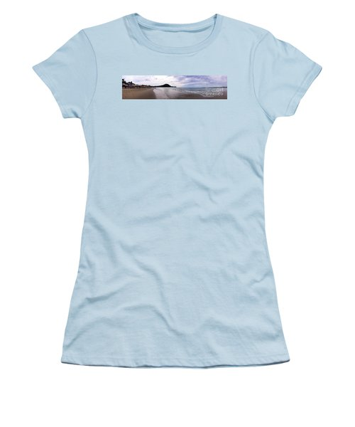 Women's T-Shirt (Junior Cut) featuring the photograph Mexico Memories 7 by Victor K