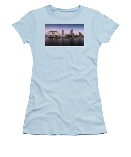 Milwaukee Sky Women's T-Shirt (Athletic Fit)