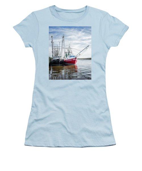 Miss Aubrey Women's T-Shirt (Athletic Fit)
