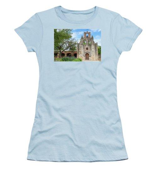 Mission Espada Women's T-Shirt (Athletic Fit)