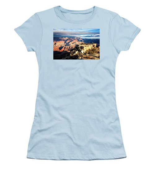 Moran Point 2 Women's T-Shirt (Athletic Fit)
