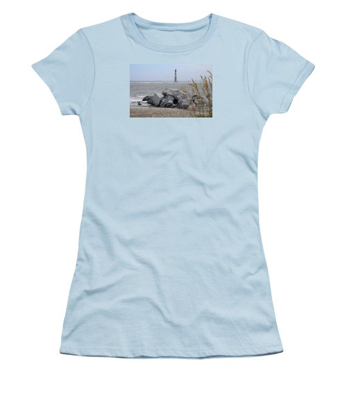 Morris Island Women's T-Shirt (Athletic Fit)