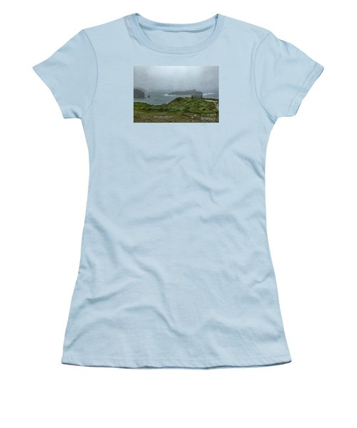 Mullion Cove Women's T-Shirt (Athletic Fit)
