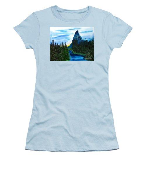 My Imagination Only Women's T-Shirt (Junior Cut) by Rod Jellison