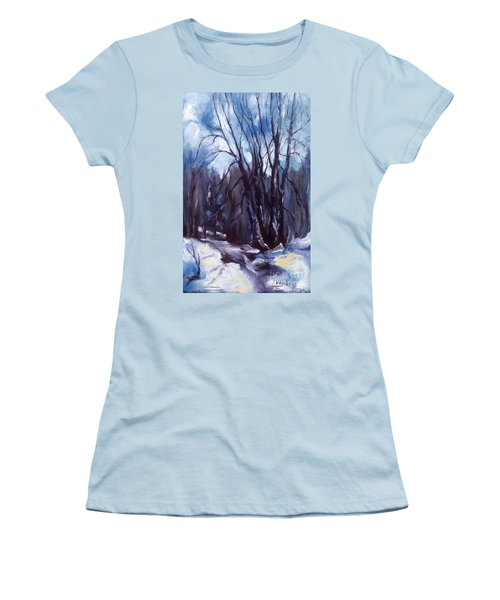 My Uncle Jack's Old Oak Tree Women's T-Shirt (Athletic Fit)