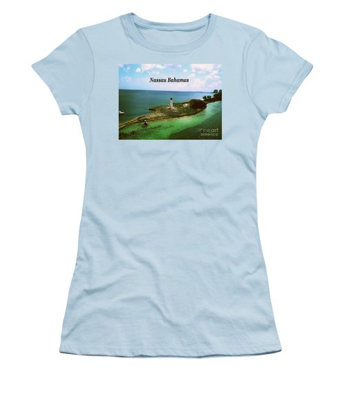 Nassau Women's T-Shirt (Athletic Fit)