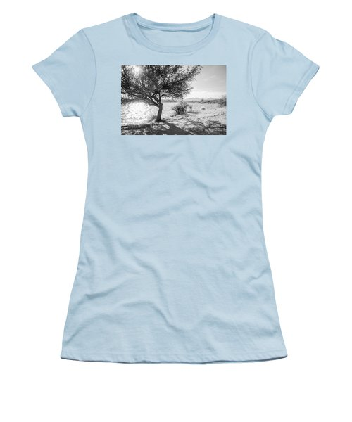 Nature Women's T-Shirt (Athletic Fit)