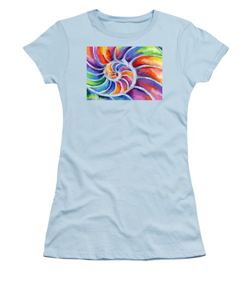 Nautilus Women's T-Shirt (Athletic Fit)