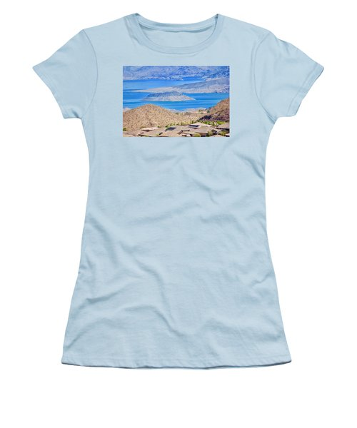 Lake Mead Women's T-Shirt (Athletic Fit)