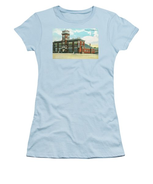 Newburgh Broadway - 08 Women's T-Shirt (Athletic Fit)