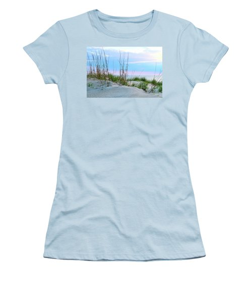 Obx Daybreak Women's T-Shirt (Athletic Fit)