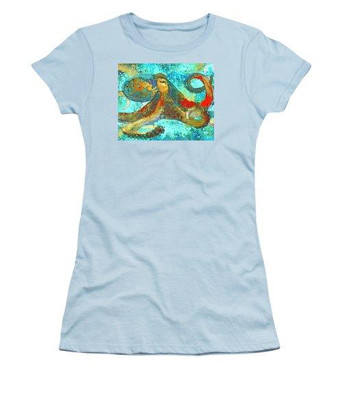 Caribbean Tango Women's T-Shirt (Junior Cut)