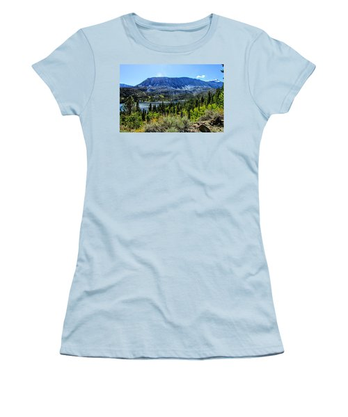 Oh What A View Women's T-Shirt (Athletic Fit)