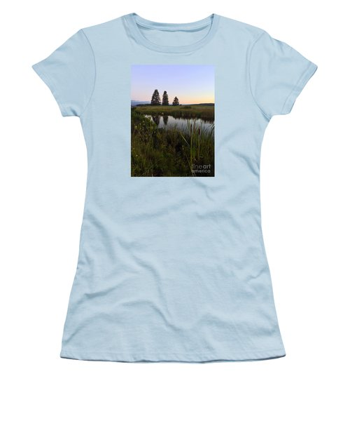 Once Upon A Time... Women's T-Shirt (Junior Cut) by LeeAnn Kendall