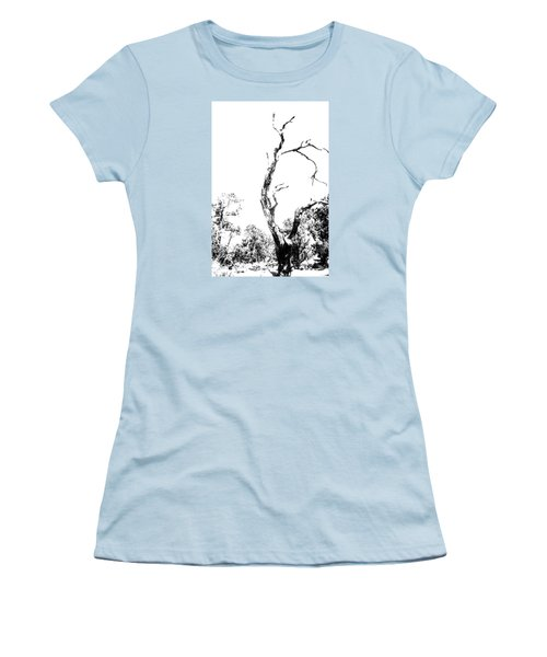 One Tree - 0192 Women's T-Shirt (Junior Cut) by G L Sarti