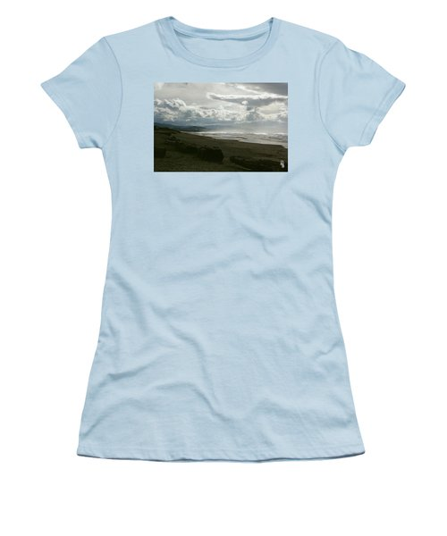 Oregon Coast 10 Women's T-Shirt (Athletic Fit)