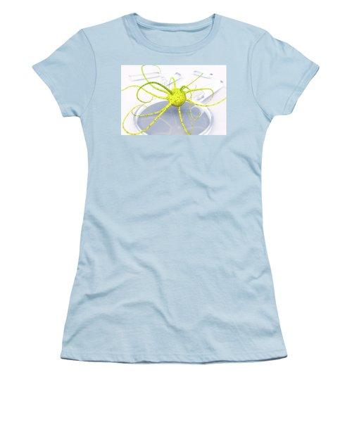 Out Of The Petri Dish... Women's T-Shirt (Junior Cut) by Tim Fillingim