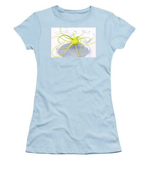 Out Of The Petri Dish... Women's T-Shirt (Athletic Fit)