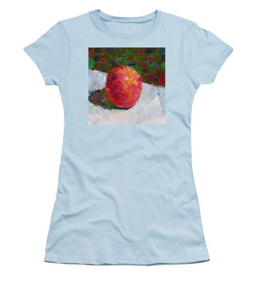 Pacific Rose Bold Women's T-Shirt (Junior Cut) by Susan Woodward