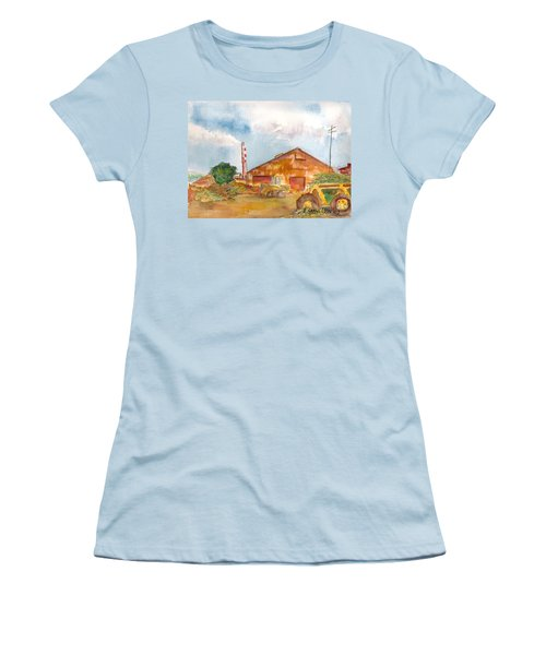 Paia Mill 3 Women's T-Shirt (Athletic Fit)