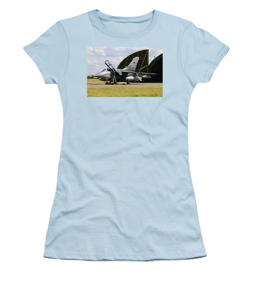 Panavia Tornado Gr4 Women's T-Shirt (Athletic Fit)