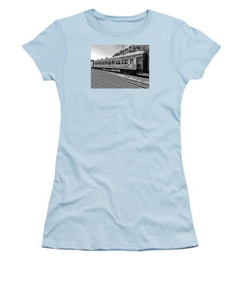 Passenger Ready Women's T-Shirt (Athletic Fit)