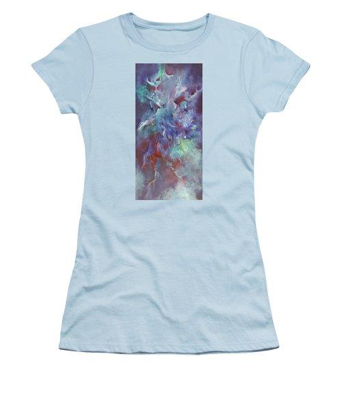 Pathway Of A Prayer Women's T-Shirt (Junior Cut) by Karen Kennedy Chatham