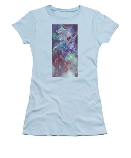 Pathway Of A Prayer Women's T-Shirt (Athletic Fit)