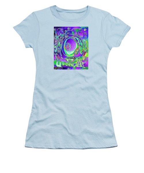 Pattern 317 _ Unique Women's T-Shirt (Athletic Fit)
