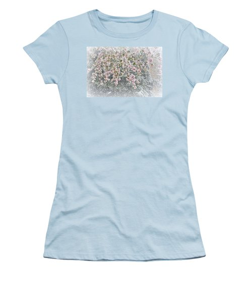 Peppermint Spring Women's T-Shirt (Athletic Fit)