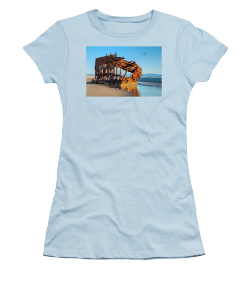 Peter Iredale II Women's T-Shirt (Athletic Fit)