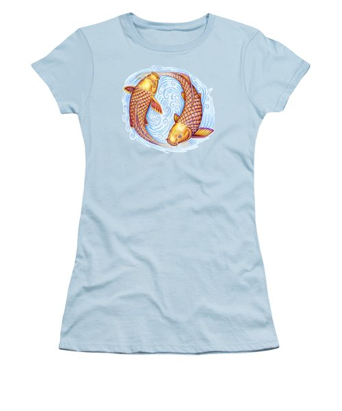 Pisces Women's T-Shirt (Athletic Fit)