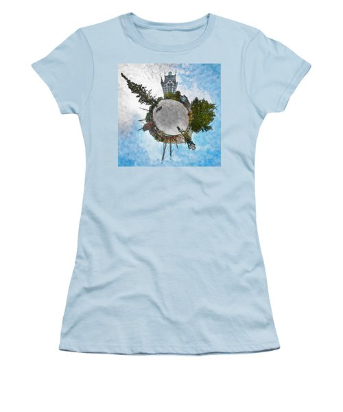 Planet Gelderseplein Rotterdam Women's T-Shirt (Athletic Fit)