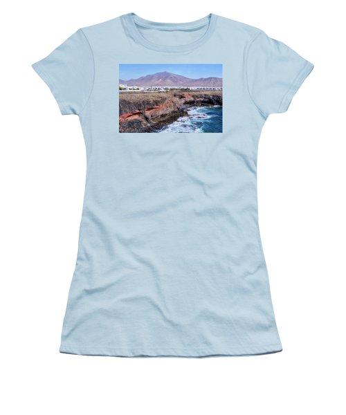 Playa Blanca - Lanzarote Women's T-Shirt (Athletic Fit)