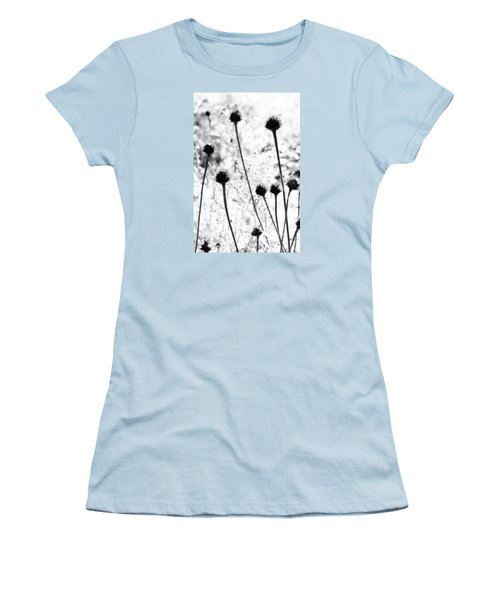 Prickly Buds Women's T-Shirt (Athletic Fit)