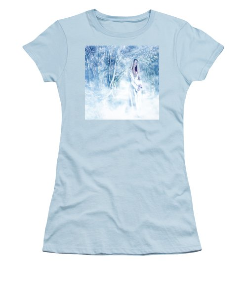 Priestess Women's T-Shirt (Junior Cut) by John Edwards