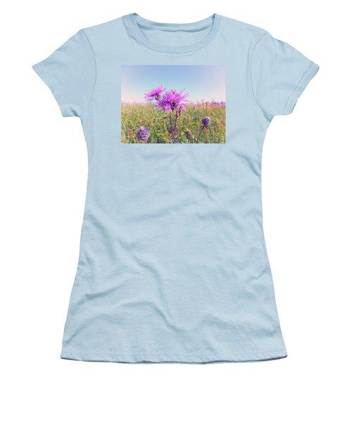 Purple Haze Women's T-Shirt (Athletic Fit)